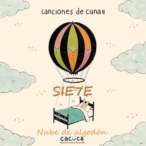 Nube de Algodón by Sie7e