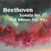 Beethoven Sonata No. 27 in E Minor, Op. 90 by Joseph Alenin