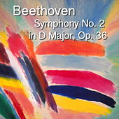 Beethoven Symphony No. 2 in D Major, Op. Op. 36 by The St Petra Russian Symphony Orchestra