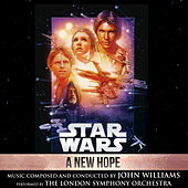 Play & Download Star Wars: A New Hope by John Williams | Napster