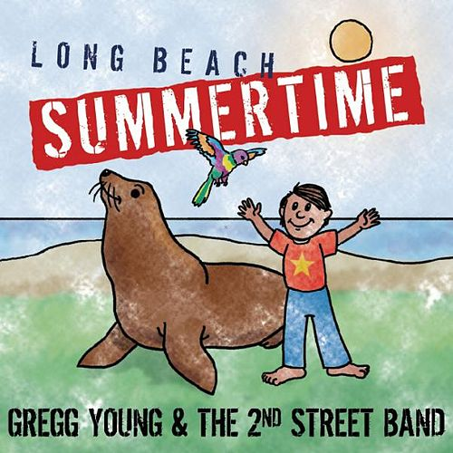 Long Beach Summer Time by Gregg Young
