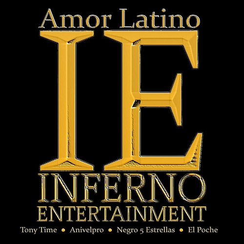 Play & Download Amor Latino by El Negro 5 Estrellas | Napster