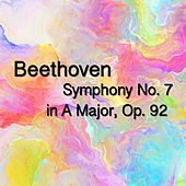 Beethoven Symphony No. 7 in  A Major, Op. 92 by The St Petra Russian Symphony Orchestra