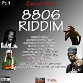 8806 Riddim Pt. 1 by Various Artists