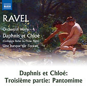 Play & Download Ravel: Daphnis et Chloé, M. 57, Pt. 3: Pantomime by Lyon National Orchestra | Napster