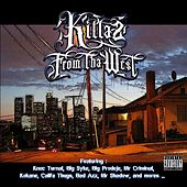 Play & Download Killaz From Tha West by Various Artists | Napster