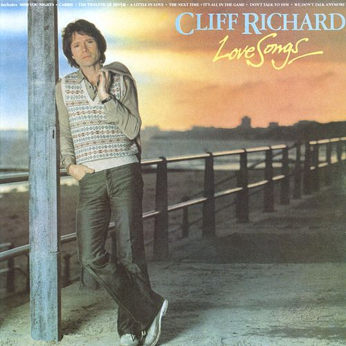 Play & Download Love Songs by Cliff Richard | Napster