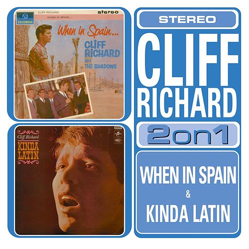 When In Spain.../Kinda Latin by Cliff Richard
