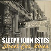 Play & Download Street Car Blues by Sleepy John Estes | Napster