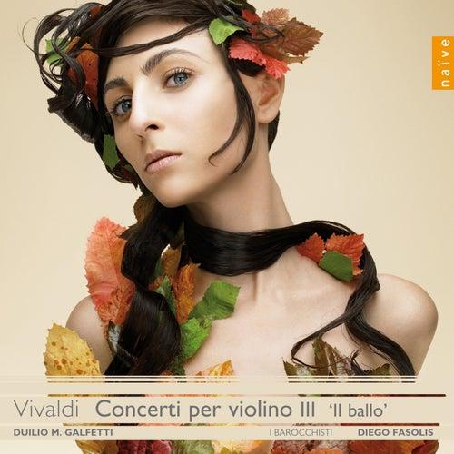 Play & Download RV 268 in mi maggiore per violino e archi: I. Allegro by Diego Fasolis | Napster