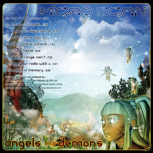 Play & Download Angels and Demons by Micro Scan | Napster