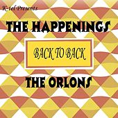 Back to Back - The Happenings & The Orlons by Various Artists