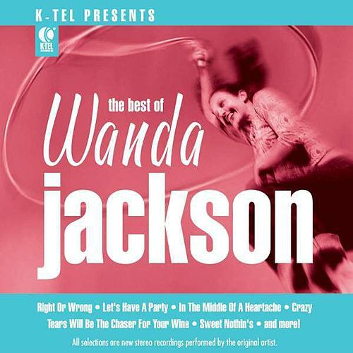 The Best Of Wanda Jackson - 24 Country Hits by Wanda Jackson