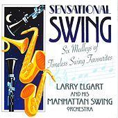 Sensational Swing - 6 Medleys Of Timeless Swing Favourites by Larry Elgart