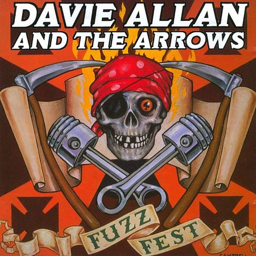 Play & Download Fuzz Fest by Davie Allan & the Arrows | Napster