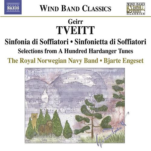 Play & Download TVEITT, G.: Sinfonia di sofficatori / Sinfonia di Soffiatori / Prinds Christian Frederiks Honnormarch / The Old Mill on the Brook (Engeset) by Bjarte Engeset | Napster