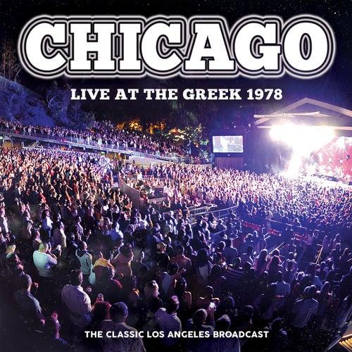 Live at the Greek 1978 (Live) von Chicago