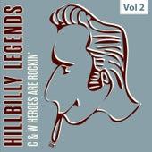 Hillbilly Legends - C & W Heroes Are Rockin', Vol. 2 von Various Artists