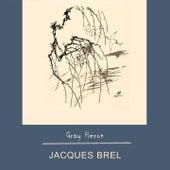Gray Heron von Jacques Brel