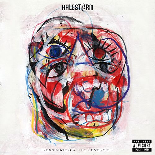 ReAniMate 3.0: The CoVeRs eP by Halestorm