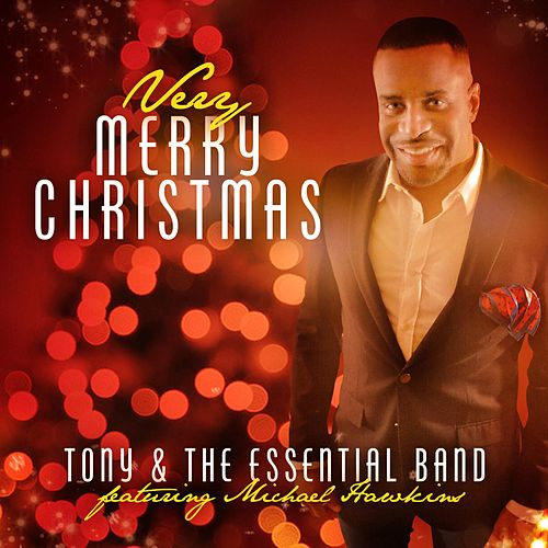 Very Merry Christmas (feat. Michael Hawkins) by Tony
