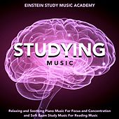 Studying Music: Relaxing and Soothing Piano Music for Focus and Concentration and Soft Exam Study Music for Reading Music by Deeper State