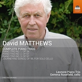 Matthews: Piano Trios & Journeying Songs by Various Artists