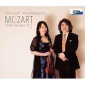 Mozart: Violin sonatas Vol. 2 by Akira Wakabayashi