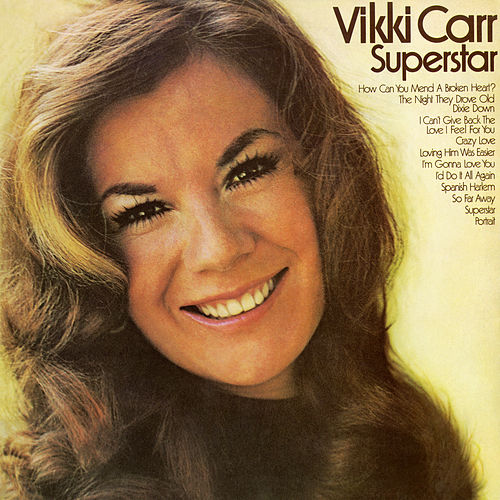 Play & Download Superstar by Vikki Carr | Napster