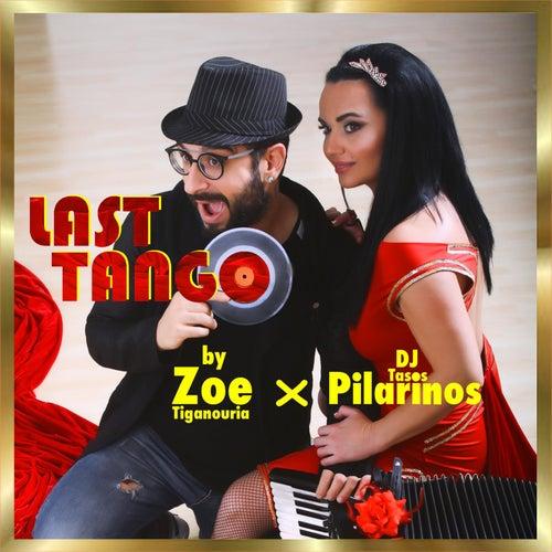 Last Tango (Remixes) by Zoe Tiganouria (Ζωή Τηγανούρια)