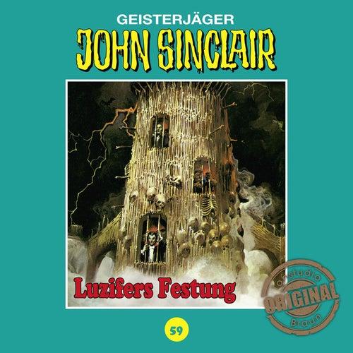 Tonstudio Braun, Folge 59: Luzifers Festung von John Sinclair