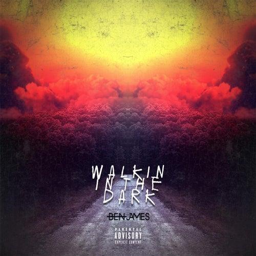 Play & Download Walkin' in the Dark by Ben James | Napster