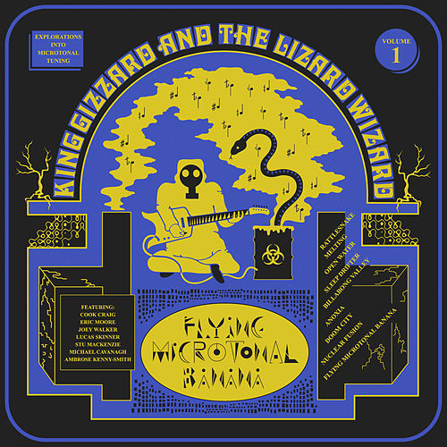 Nuclear Fusion by King Gizzard & The Lizard Wizard