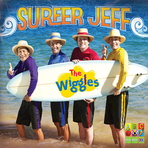 Surfer Jeff by The Wiggles