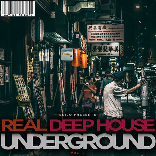 Real Deep House Underground, Vol. 3 by Various Artists