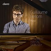 Schubert, Haydn & Debussy: Works for piano by Guillaume Bellom