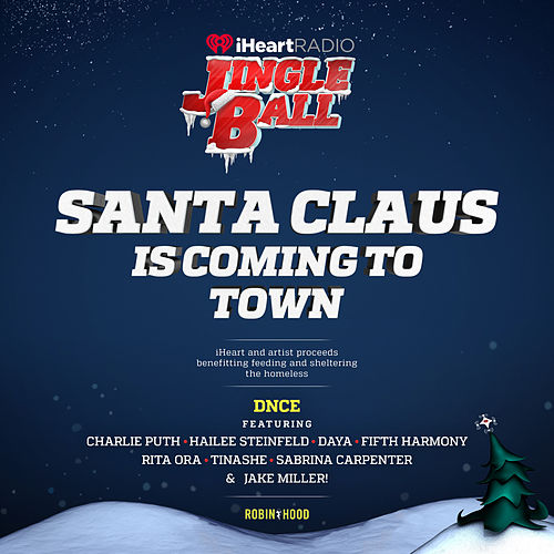 Santa Claus Is Coming To Town de DNCE