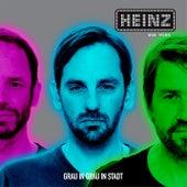 Grau in Grau in Stadt von Heinz aus Wien