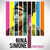 Portrait von Nina Simone