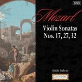 Mozart: Violin Sonatas Nos. 17, 27, 32 by Various Artists