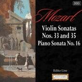 Mozart: Violin Sonatas Nos. 33 and 35 - Piano Sonata No. 16 by Various Artists
