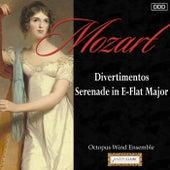 Mozart: Divertimentos - Serenade in E-Flat Major by Various Artists