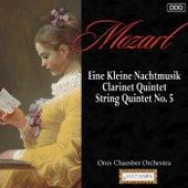 Mozart: Eine Kleine Nachtmusik - Clarinet Quintet - String Quintet No. 5 by Various Artists