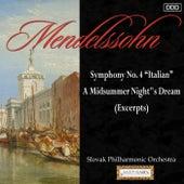 Play & Download Mendelssohn: Symphony No. 4