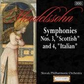 Play & Download Mendelssohn: Symphonies Nos. 3,