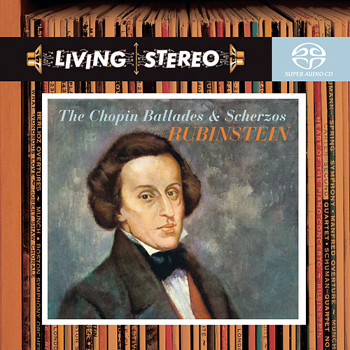 Play & Download Chopin: Ballades & Scherzos by Arthur Rubinstein | Napster