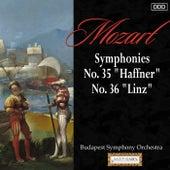 Mozart: Symphonies Nos. 35,