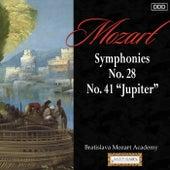 Mozart: Symphonies Nos. 28 and 41