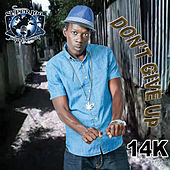 Play & Download Don't Give Up by 14K   Napster