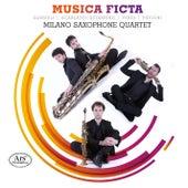 Musica Ficta von Milano Saxophone Quartet